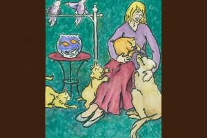 Illustration—Book Cover